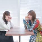 話題の2人👭💖<足立佳奈×Maya>恋愛で大切なことは?
