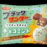 爽やかな美味しさ✨「ブラックサンダープリティスタイル  チョコミント」新発売💚