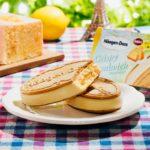 ハーゲンダッツを食べて、春を感じよう🌸『ウィークエンドシトロン ~焦がしバターのレモンケーキ~』新発売🍋