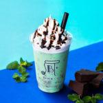 """すっきりした味わいが夏にぴったり🐬パブロの新作スムージー、""""飲むチョコミント""""💚"""