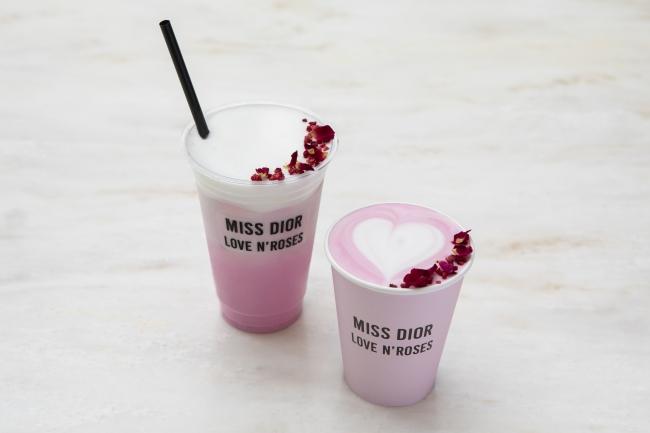 愛の香りを知る、展覧会✨「MISS DIOR LOVE N'ROSES」期間限定開催💓