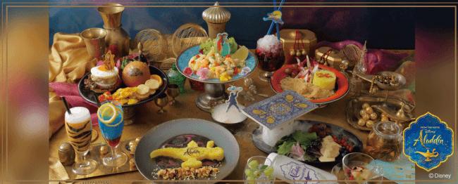 今年の七夕はこれで決まり💜コージーコーナーから、アラジンのプチケーキセット登場🌌