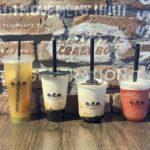 本場台湾では一番人気のタピオカ<珍煮丹>が初上陸✈️💫人気4種飲み比べ