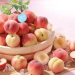 旬の桃を食べ尽くせ❣️スイーツパラダイスで『もも食べ放題』期間限定開催🍑