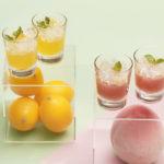 """ももとレモンのおそろいスイーツ♡""""Sweets Buffet Peach & Lemon Sisters""""開催🍑🍋"""
