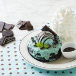 Eggs 'n Things 原宿店限定❣️『チョコミントパンケーキ』販売🥞🕊