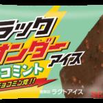 待望のアイス化🍨✨「ブラックサンダーチョコミントアイス」新発売💚