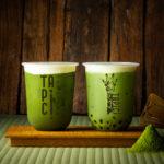 濃厚抹茶×ふわふわチーズフォーム🧀『タピチ‐宇治抹茶ミルク』新発売🧚♂️💚