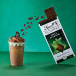 とっても爽やか✨Lindtから大人向けのミントチョコレートドリンク発売💚