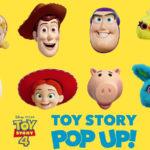 ここでしか手に入らないアイテム満載🎉「TOY STORY POP UP!」開催中❤️
