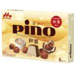 「ピノ」史上初のフレーバー✨「ピノ 和栗」、期間限定新発売🌰