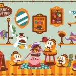 カービィと帽子屋🎩『一番くじ 星のカービィ KIRBY HAT STUDIO』発売🌟