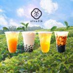 オーガニックタピオカ店「atea茶舗」、期間限定日本初上陸🇯🇵🗼❣️