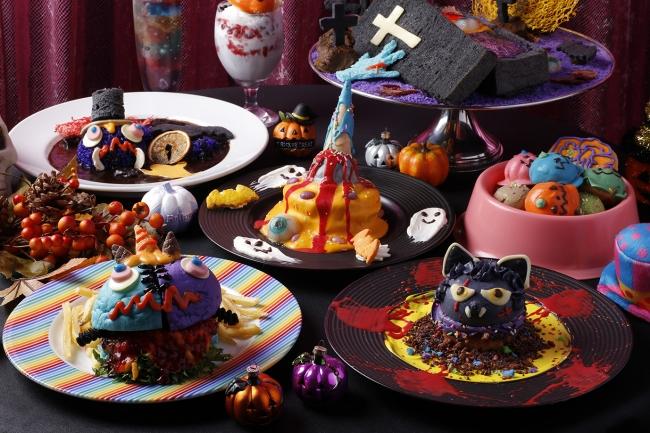 """""""ボーダーレス""""がテーマ💜「KAWAII HARAJUKU Halloween PARTY2019」🧟♂️"""