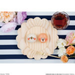 モチモチの和菓子🐣『食べマスモッチ カナヘイの小動物 ピスケ&うさぎ』発売🐰