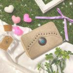 流行りのミニ財布✨可愛すぎる件💓