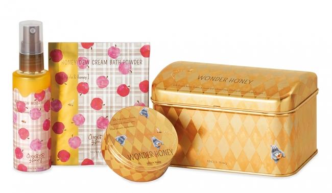 冬の限定アイテム❄️VECUA Honeyの『冬の乾燥ケアアイテム』限定発売💕