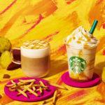 Artful Autumn @ Starbucks®第2弾🍁さつまいものビバレッジが2種類登場🍠
