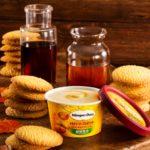 食べ進めるほど美味しい🧡ハーゲンダッツ ミニカップ 『メルティーメープル&クッキー』登場🍨