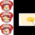 ミルキーがアイスに変身🍨🎀『不二家ミルキーカップ』新発売✨