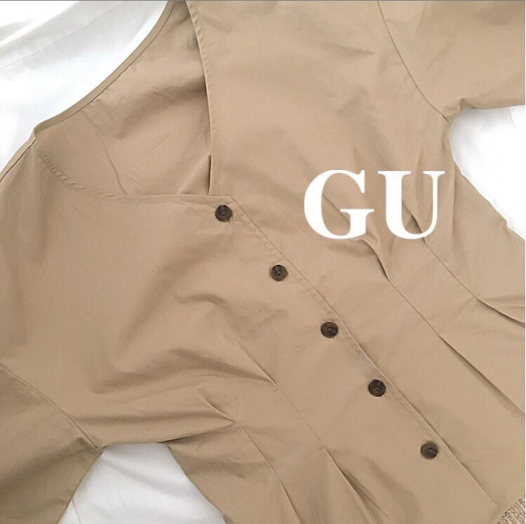 【購入品】GUの秋→冬まで使える服❤︎