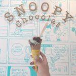 京都の新観光スポット!「SNOOPY Chocolat」🐶🍫
