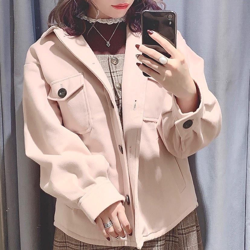 秋冬大注目のアウター🍃 【CPOジャケット】♡