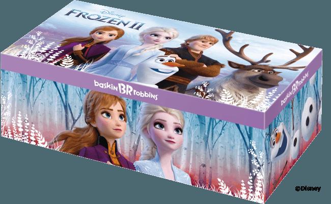 映画公開記念✨サーティワンで『アナと雪の女王 2』キャンペーン実施❄️
