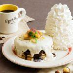 秋限定❤️EGGS 'N THINGSの『マカダミアナッツソースとチョコレートのパンケーキ』🥞🍫