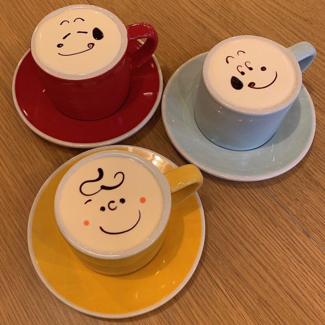 隠れ家的カフェ♡スヌーピーのラテアートも楽しめる『Bulb Coffee』☕︎