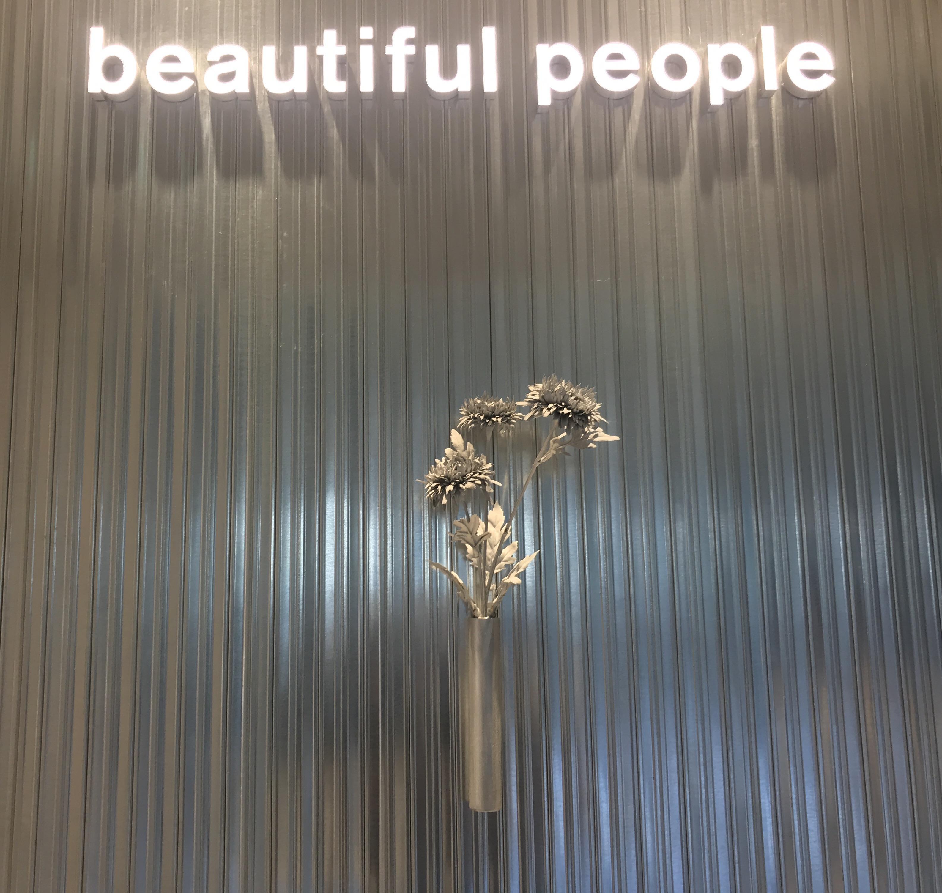 渋谷パルコ🌟『beautiful people』の限定クリアショッパーをゲットせよ♡