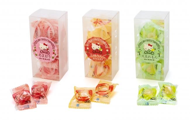 プチギフトやお土産にもおすすめ🍬『Sanrio Gift Gate 浅草店』限定フルーツキャンディ🍓🍋