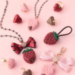 【Q-pot. 2020 Valentine Collection】ツマミグイモチーフと美味しそうな苺スイーツデザインが発売🍓♡