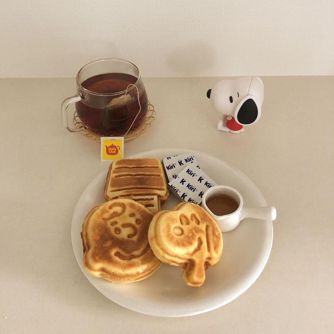 《おうちカフェ~キャラクターフードで思わず笑顔になるカフェタイムを💞~》