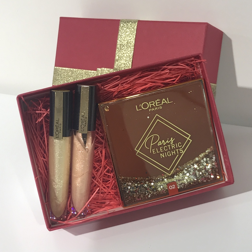 【ロレアル パリ】華やかな輝きのホリデーシーズン限定コレクションが発売🎄❤️