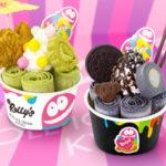 【1日限定全品500円】12月7日はローリーズロールアイスクリームへ!🌟