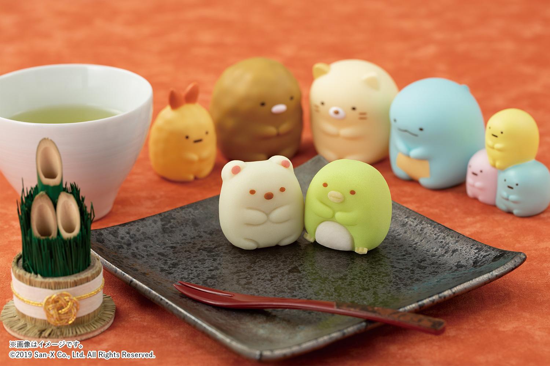 年末年始のプチギフトにもぴったり♡『食べマス すみっコぐらし』12月30日(月)より発売🌈