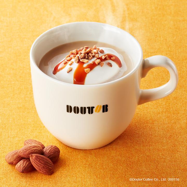 ドトールカフェより味わいある商品が新登場!寒い冬には心も体も温まる新商品で癒されちゃお😽☕️