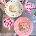 彩鮮やかなメニューが魅力♡お花屋さんカフェ『Lorans』🌸✨