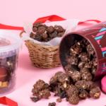 チョコ好き必見!🍫💕グルメポップコーン専門店HillValley(ヒルバレー) より新作バレンタイン限定フレーバーが登場🌟