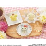 サンリオキャラクターたちの和菓子がローソンで発売✨シナモロールは食べマスシリーズ初登場💙