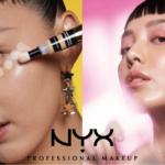 【NYX】これでツヤ肌実現!💗光を浴びた様な輝きを演出するクッション付きコンシーラーが新発売🌟『ボーン トゥー グロー ラディアントコンシーラー』