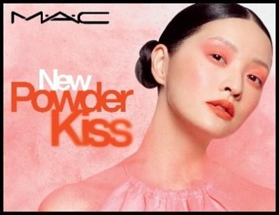 【2020年 M·A·C春の新製品】全国店舗 4月3日(金)新発売🌟大人気パウダーキスシリーズから新感覚のアイシャドウとリキッドリップが登場🌸