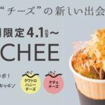 SHIBUYA109「IMADA KITCHEN」で大人気だった新感覚チーズたこ焼『GIN CHEE』が築地銀だこ 原宿店に登場💖
