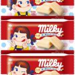 ソース・アイス・モナカ全てのパーツにミルキー風れん乳を配合🤤♡ミルキーの風味をたっぷり味わえる『不二家ミルキーモナカ』(アイス)2020年3月30日(月)全国発売🌈💫