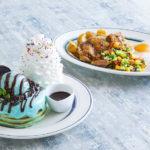Eggs 'n Things 原宿店で人気の『原宿チョコミントパンケーキ』が全店舗で楽しめる🌱💙2020年5月15日(金)より💫