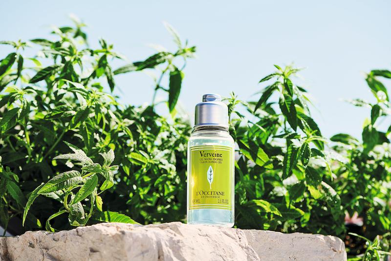 【ロクシタン】ヴァーベナの爽やかな 香りに包まれながら、手肌を清潔に保つ*ハンドジェル「ヴァーベナ クリーンハンドジェル」5月27日(水)新発売🌿✨
