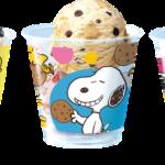 """みんな大好きな 'スヌーピー' がいっぱい🐶💖🏠サーティワン アイスクリームで""""SNOOPY""""の 「大好き」を楽しもう!キャンペーンが実施中🧡"""