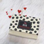 【雑誌付録】mini史上一番ハイスペック‼︎ 101匹わんちゃん🐩🐾独立型カードケース付きコンパクト財布【mini 7月号】【Cover girl 浜辺美波さん😍】