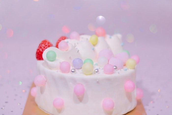 【超簡単❗️】ショートケーキの作り方🎂【アレンジし放題!】【センイルケーキ】【birthdayケーキ】